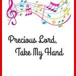 Hymn Study: Precious Lord, Take My Hand