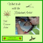 Reluctant Artist??   What do you do?