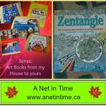 Art Series: Zentangle – anything is possible one stroke at a time