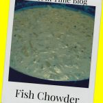 Recipe: Fish Chowder