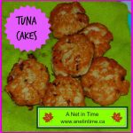 Recipe: Tuna Cakes