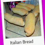 Recipe: Italian Bread