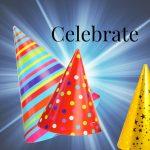 Celebrate!   Redeem history!