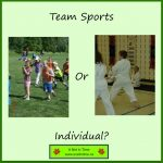 Team sports…. or individual… which works?
