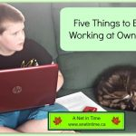 Five Things we Enjoy: Work at Your Own Pace