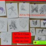 Art Class, Different than One-on-One