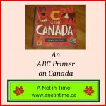 Canada Book: C is for Canada
