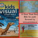 Review: Kids NIV Visual Study Bible