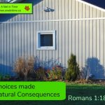 God's Wrath, Choices Made, Natural Consequences
