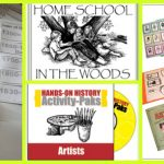Art Series: Home School In The Woods – Artist Pack