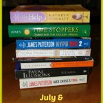 Books Read During the Month of July