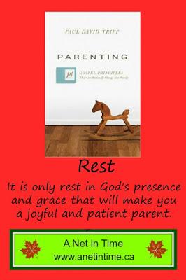parenting rest