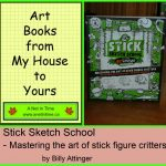Art Book: Stick Sketch School