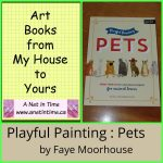 Art Book: Playful Painting Pets