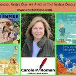 Carole P. Roman's cultural, history books for children, a review