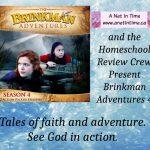 Review: Brinkman Adventures #4, Audio Stories