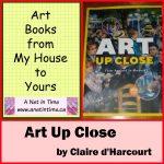 Art Book: Art Up Close