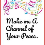 Hymn Study: Make Me a Channel of Your Peace