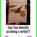 Writing … is it your Identity?