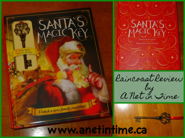 Book Review In Different Key Story Of >> Review Santa S Magic Key A Net In Time