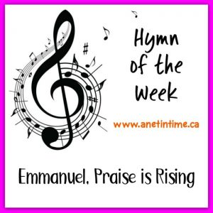 Hymn of the week: Praise is Rising