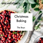 Christmas Baking, The Boys