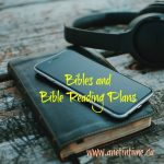 Bibles and Devotional Plans