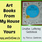 Art Book: Creative Lettering Sketchbook