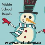 Books for your Middle Schooler