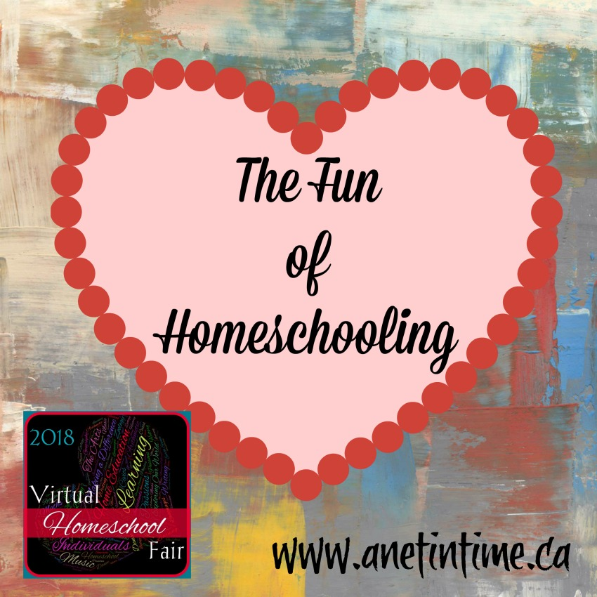 The Fun of Homeschooling with the Virtual Homeschool Fair. Field trips, coop, sports and more.