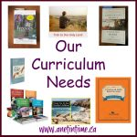 Our Curriculum Needs