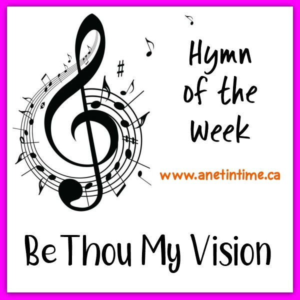 Learning the history behind Be thou my vision (the hymn)