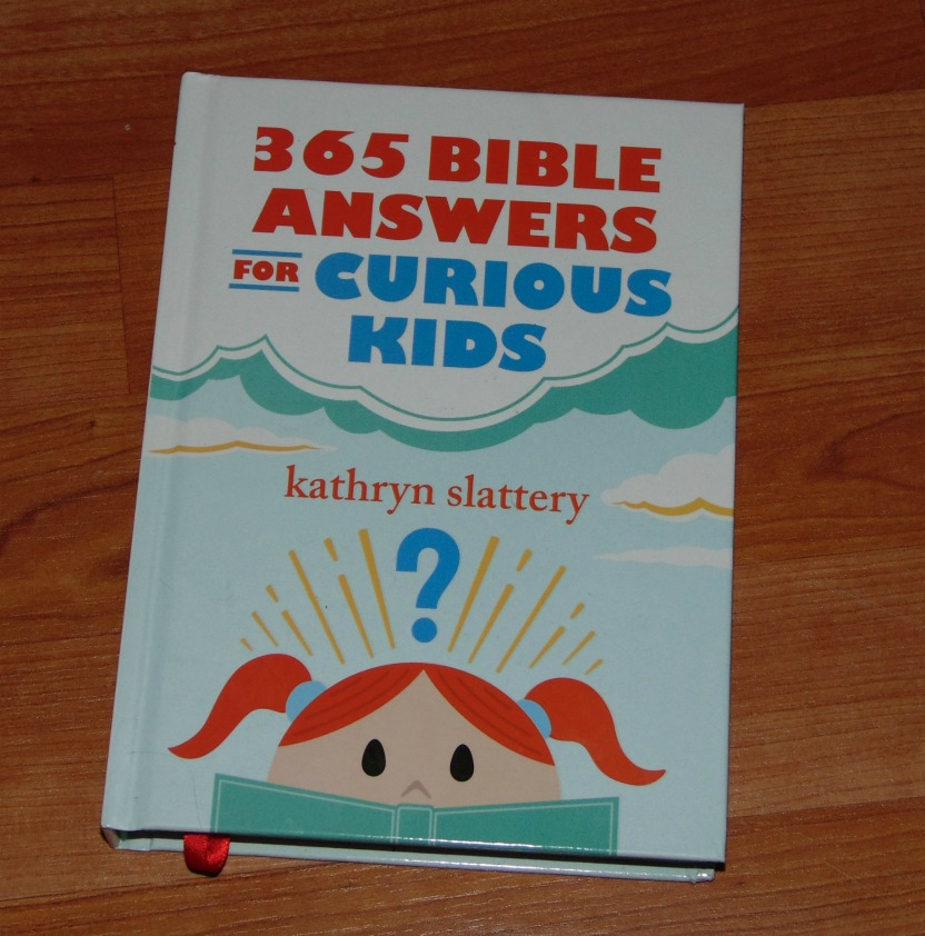 Picture Cover of 365 Bible Answers for Curious Children