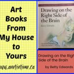 Art Book: Drawing on the Right Side of the Brain