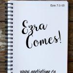 Ezra Comes!