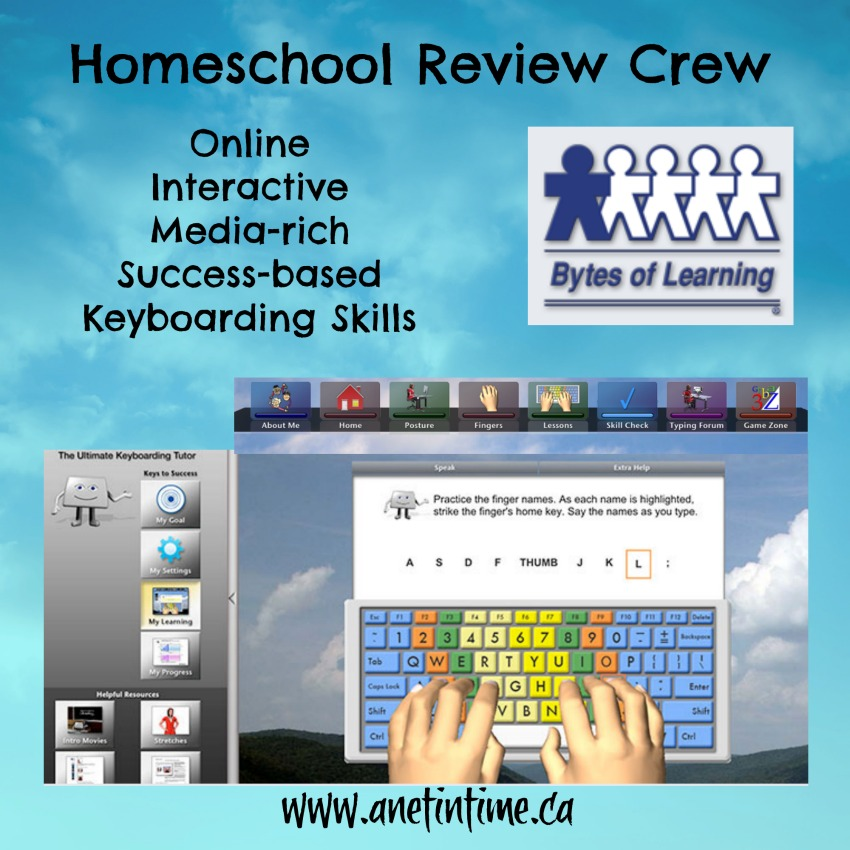 UltraKey Online keyboarding class by Bytes of Learning is a success in our household