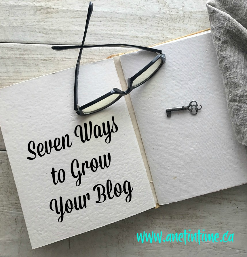 Seven Ways to Grow Your Blog