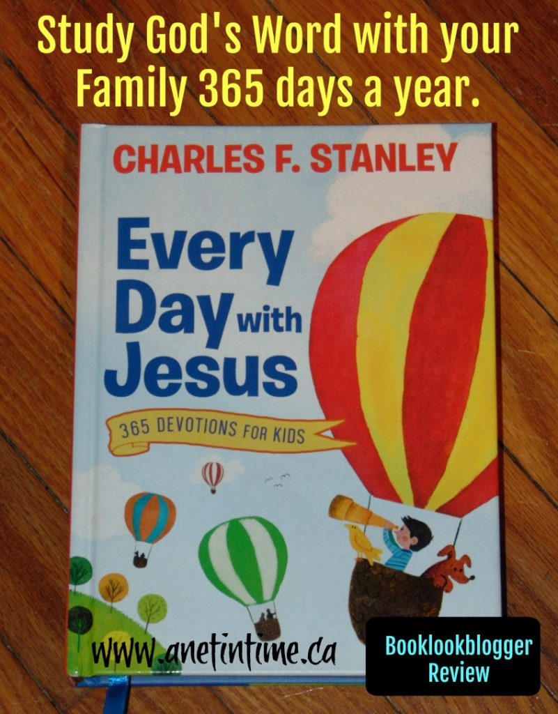 My Review of Every Day With Jesus