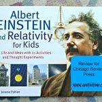 Review: Albert Einstein and Relativity for Kids