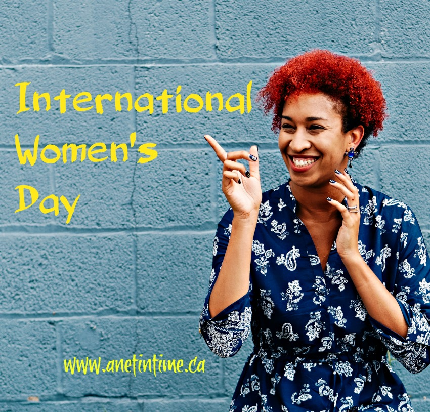 International Women's Day.. books about women