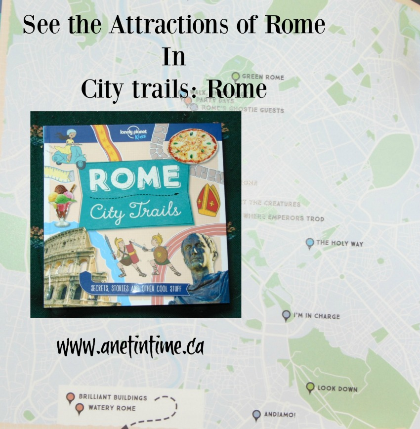 My review of City Trails Rome