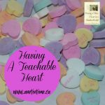 Having a Teachable Heart