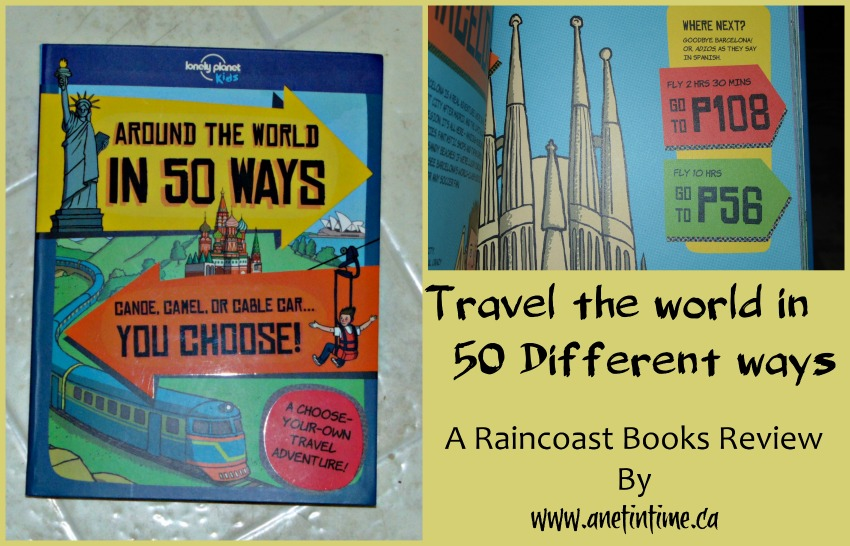 Around the World in 50 Ways, review