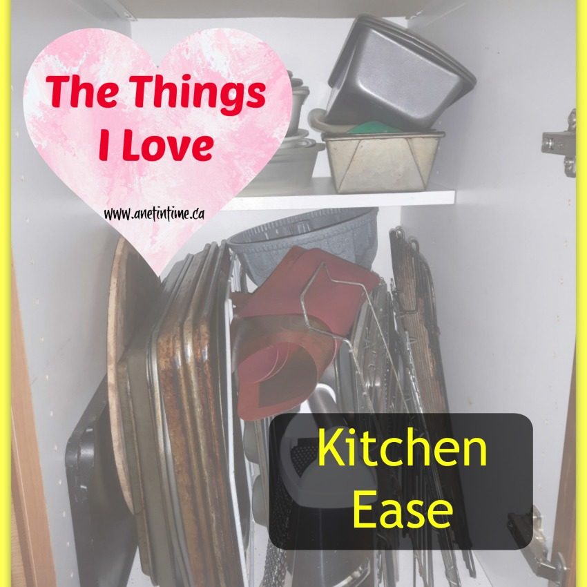 Things I love - Kitchen Ease