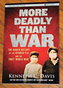 More deadly than War, book cover