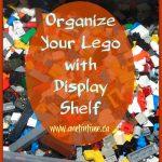 Organize Your Lego