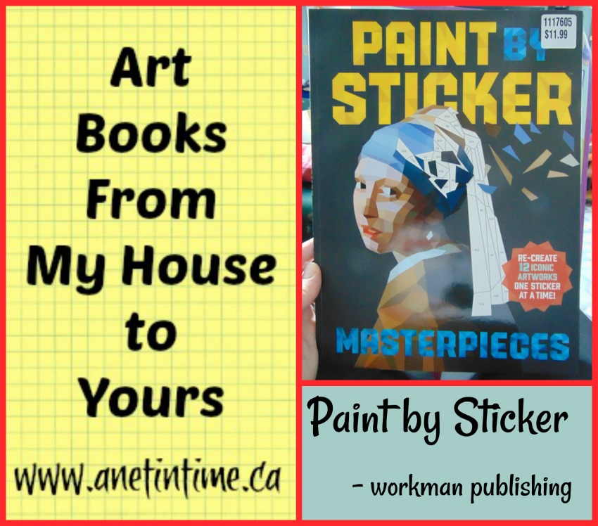 Paint by Stickers, my review