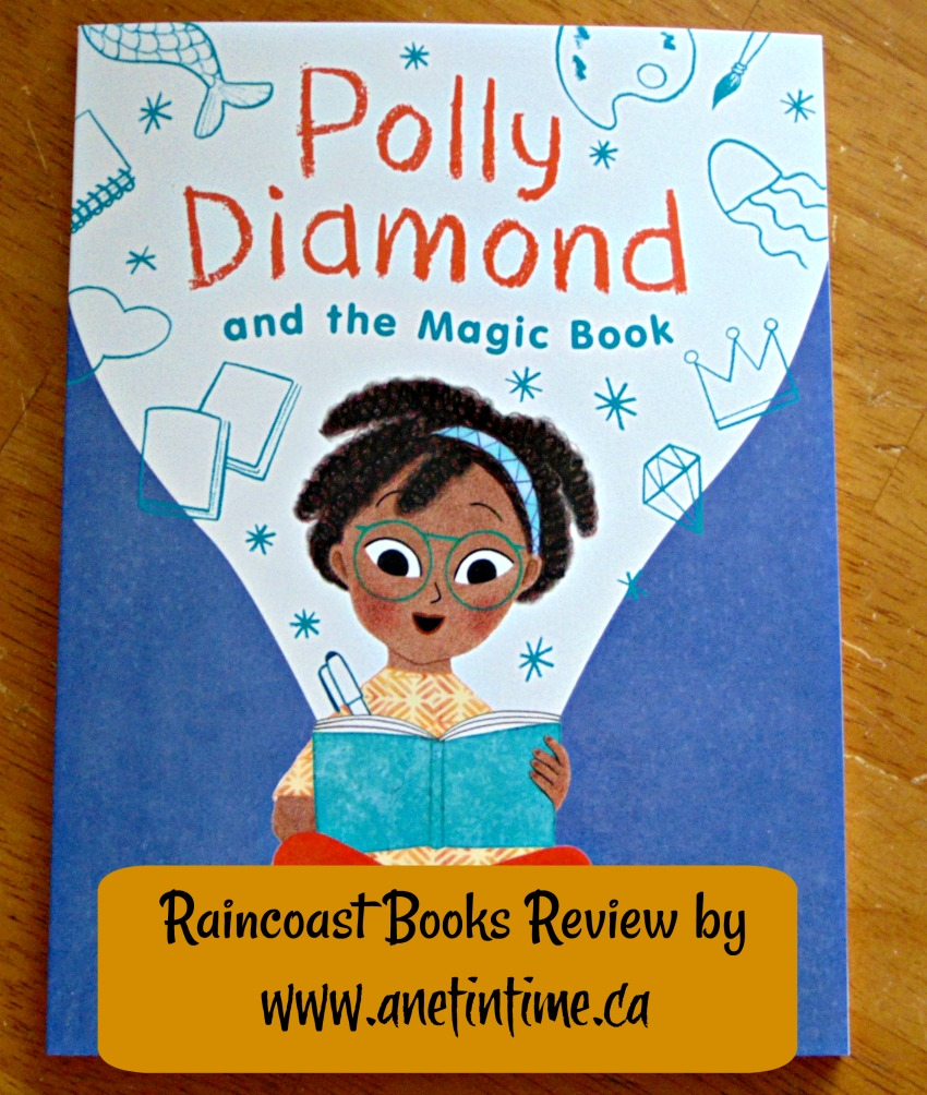 Polly diamond and the magic book, my review