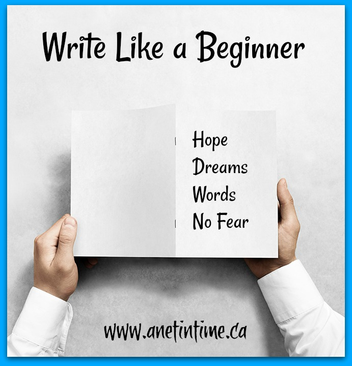 Write Like a Beginner