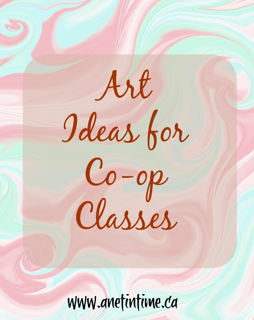 ideas to inspire your next art class